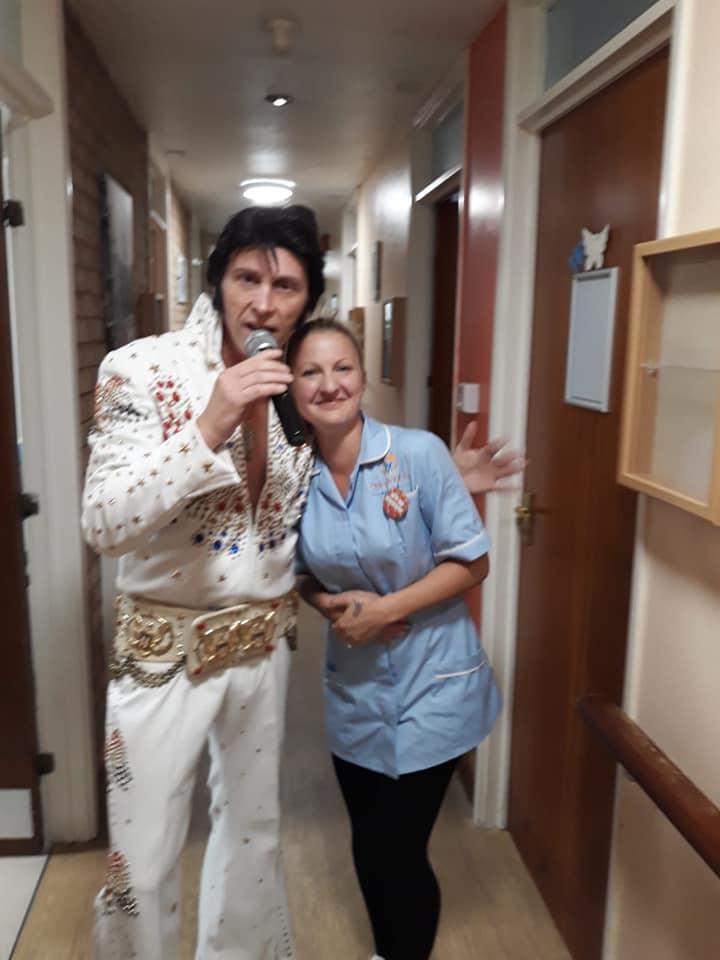 Elvis care staff nursing