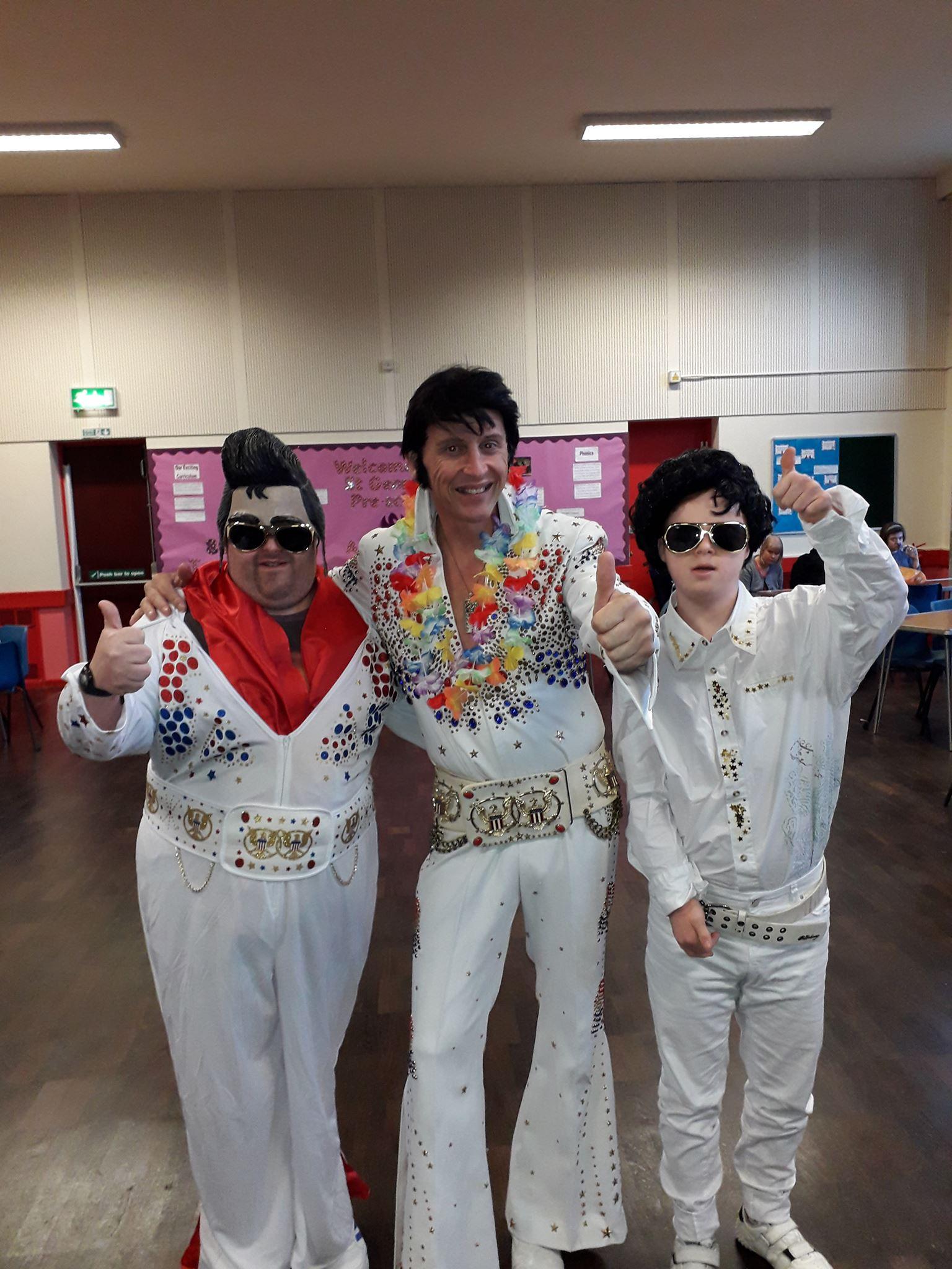 Elvis MENCAP