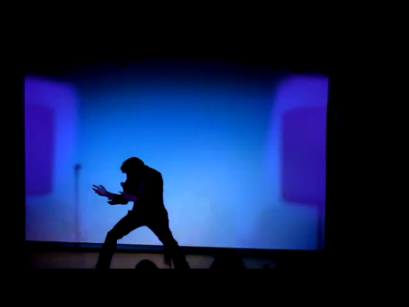 disco neon Elvis