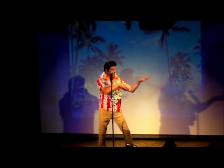 Elvis Hawaiian Party to hire