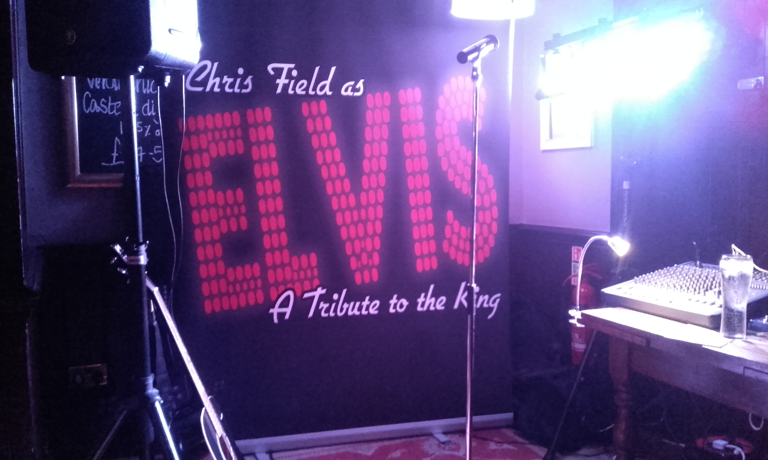 elvis tribute essex
