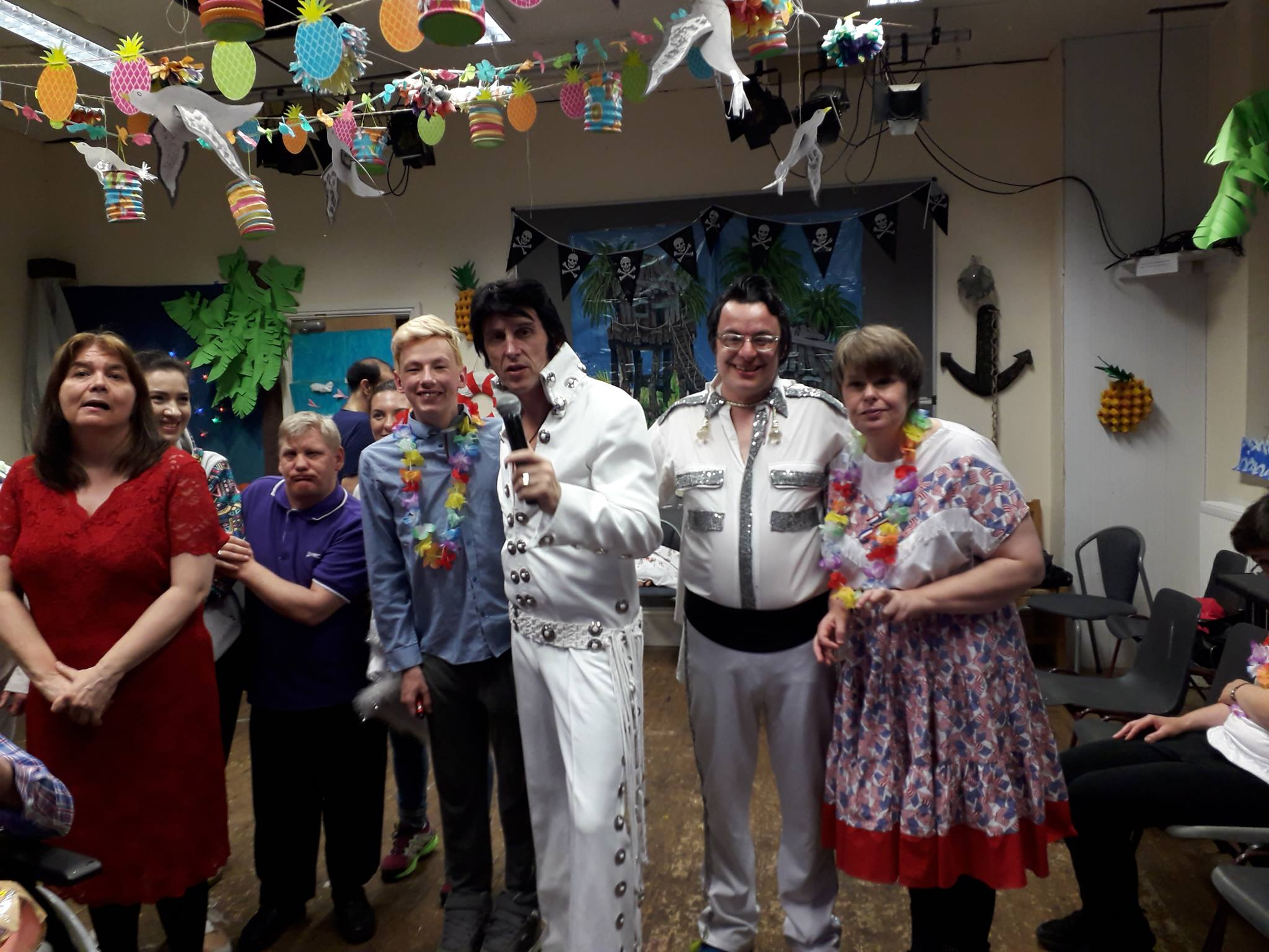 london Elvis Adults learning difficulties