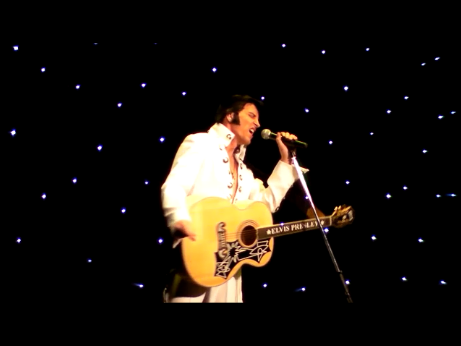 Best Elvis Tribute in London