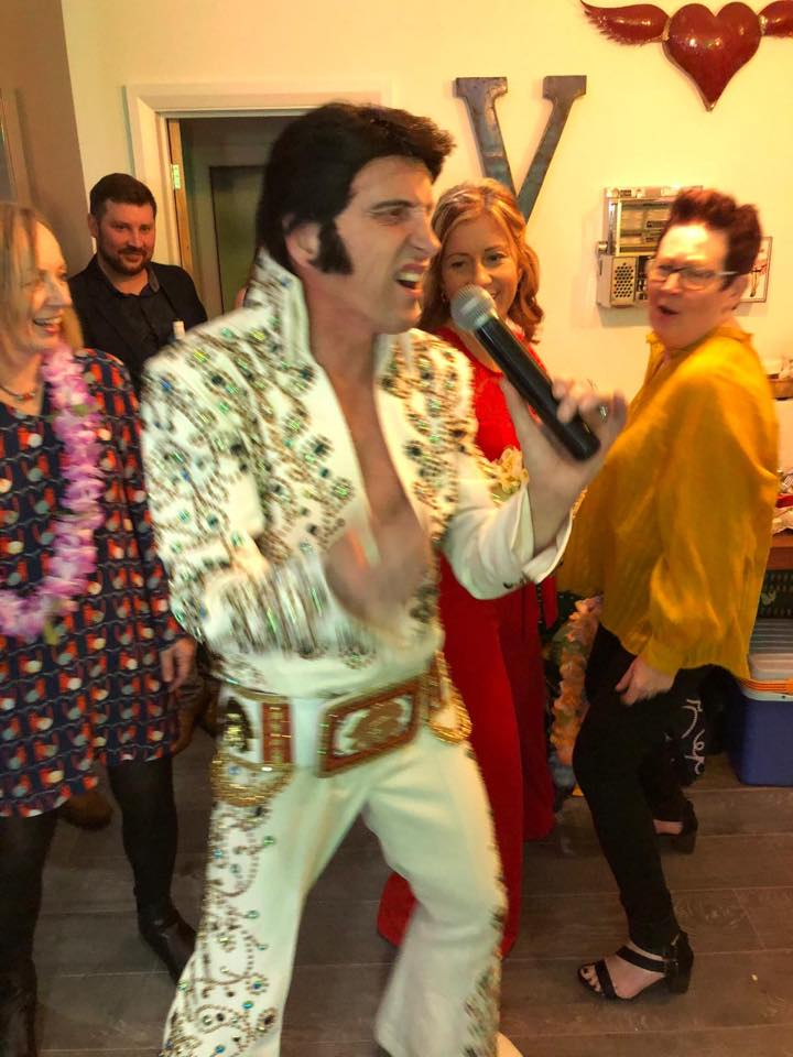 elvis party kent