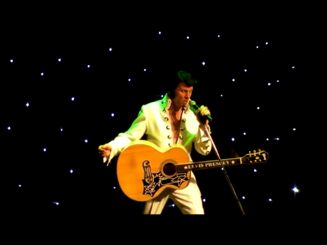FIND ELVIS TRIBUTE ACT LONDON
