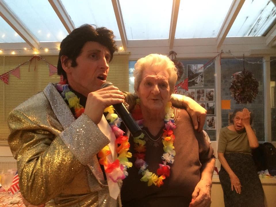 Elvis nursing home kent