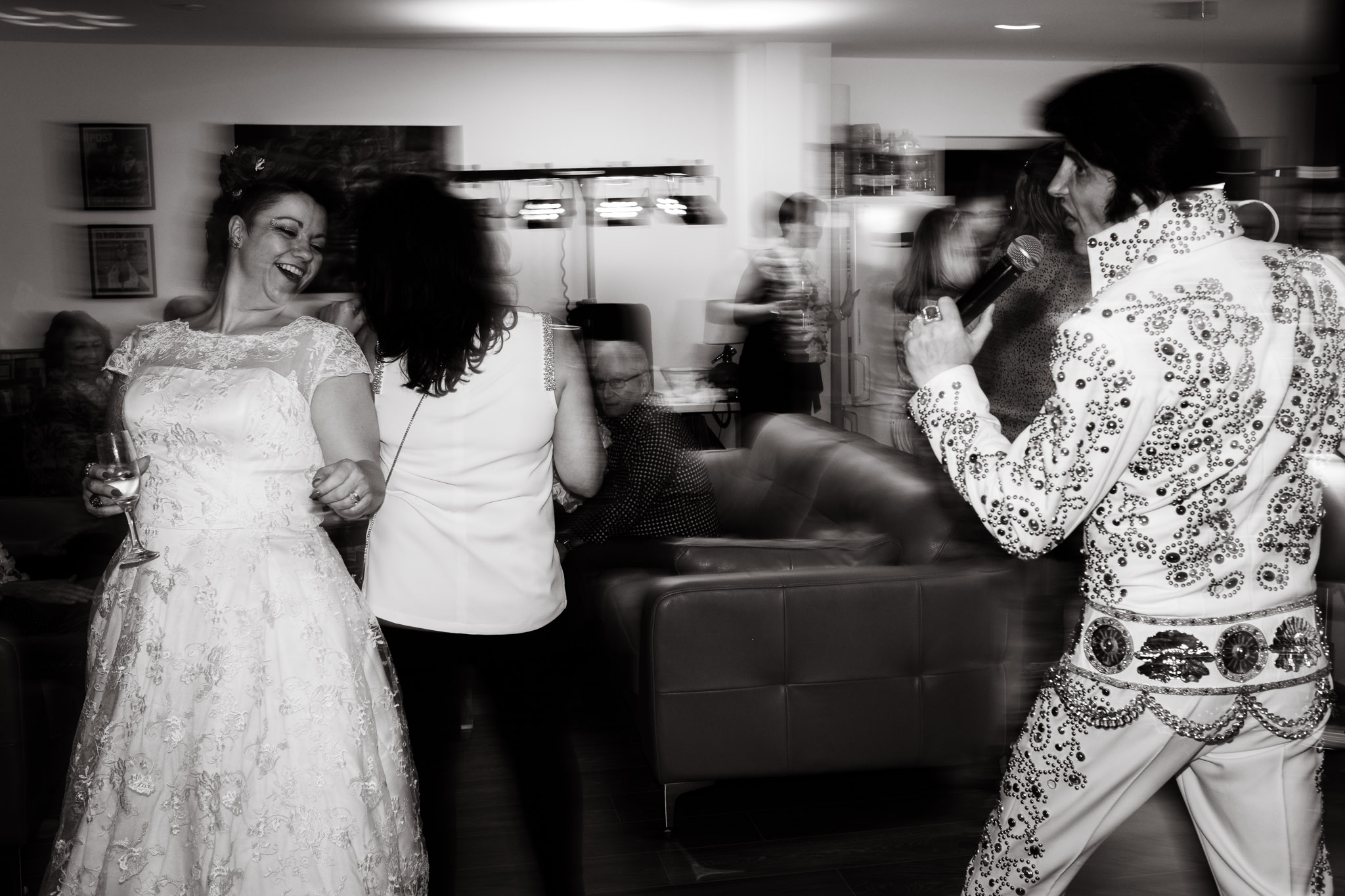 Book Elvis Impersonator London South East Parties Weddings