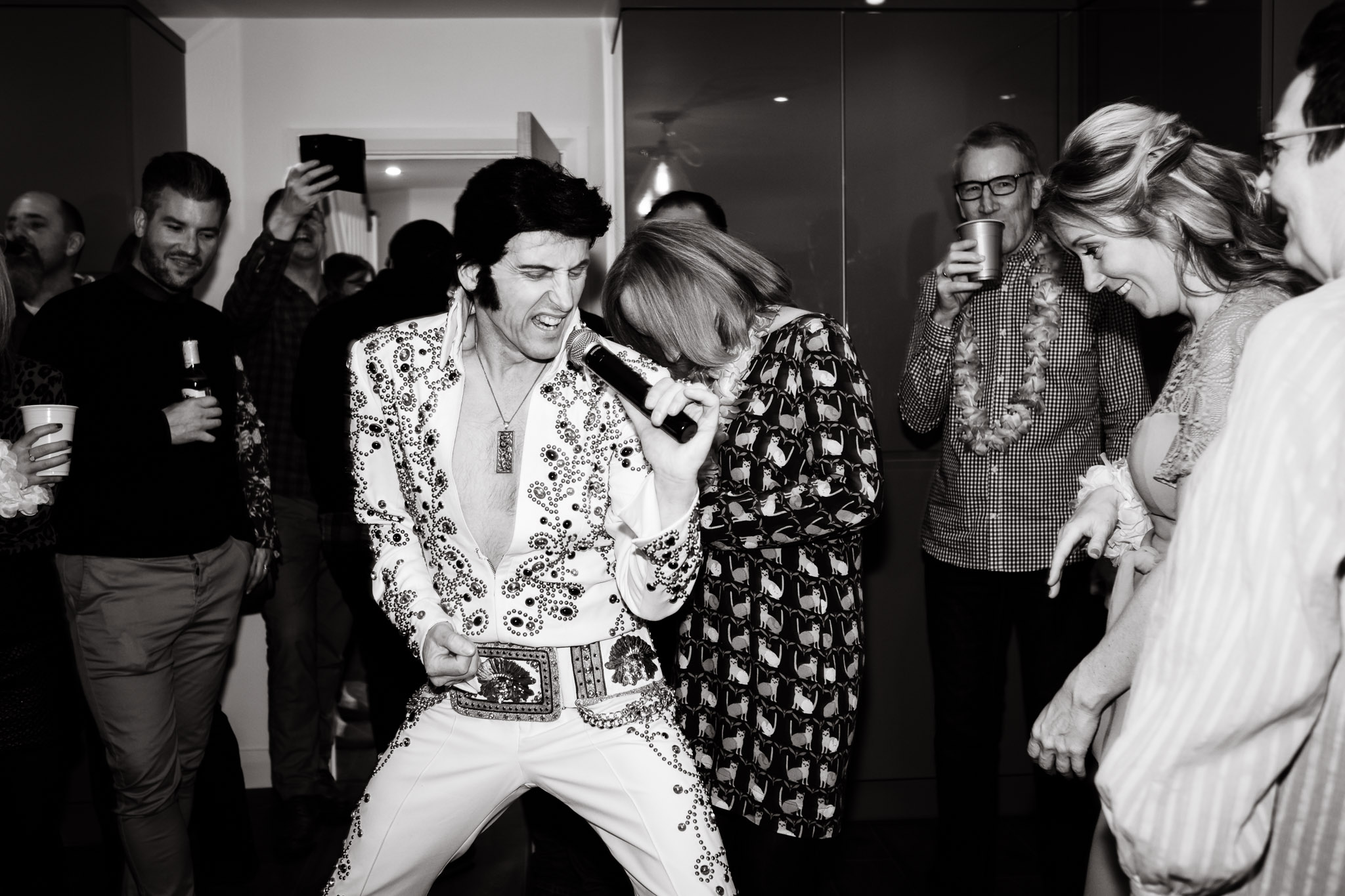 hire best Elvis Tribute for Parties in London