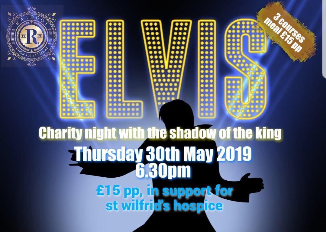 Elvis Charity Event Hailsham