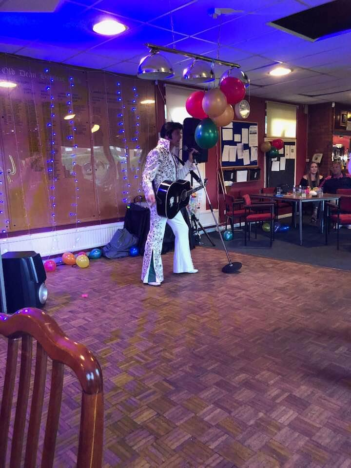 Elvis Party in Surrey