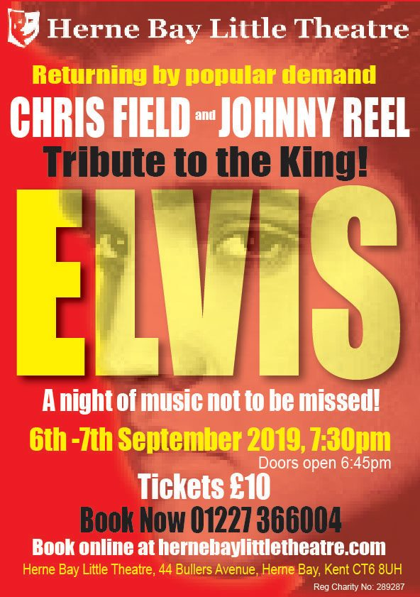 Elvis Show Kent